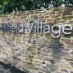 Hillfield Village sign